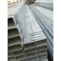 Wholesale Galvanized Iron Tube Galvanzied Square Steel Pipe Prefabricated House from china suppliers