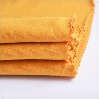 Wholesale Rusha Textile Knitted Printed Wholesale Cheap 95% Rayon 5% Spandex Plain Dyed for Garment Viscose Fabric from china suppliers