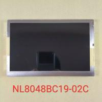 Wholesale NEC Medical imagine lcd 800*480 Pixels 550CD/M2 20 Pin NL8048BC19-02C from china suppliers