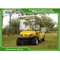 Wholesale Aluminium Electric Food Cart With Italy Graziano Axle 3.7KW CE from china suppliers
