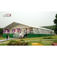 Waterproof Large Capacity Wedding Tent Marquee For 1000 Peoples for sale
