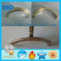 Buy cheap Brass Half washer,Thrust washer,Thrusting plate,Thrust bearing, Crankshaft from wholesalers