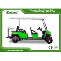 Wholesale Electric Golf Club Cart 48 Voltage USA Trojan Battery PC Windshield from china suppliers