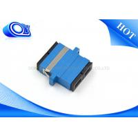 Wholesale SC UPC Single Mode Duplex Fiber Optic Adapter For Huawei Communication from china suppliers