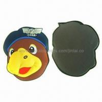 Wholesale Refrigerator magnet, made of soft PVC rubber, non-toxic from china suppliers