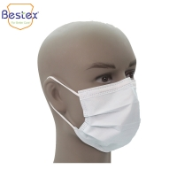 Wholesale Anti Pollution Elastic Earloop FDA FM 43PTW Disposable Face Masks from china suppliers