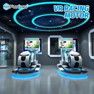 Wholesale 220V 360 Degree 9D Virtual Reality Simulator / Moto Driving Racing Simulator from china suppliers