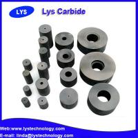 Wholesale Cemented carbide diamond brand drawing die / tungsten carbide drawing dies from china suppliers