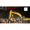 23.5 Ton Operaging 1.1 m³ Bucket Hydraulic Excavator High Performance Manufactures