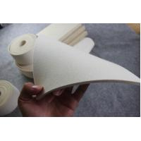 Wholesale 100% White Wool Felt for Industrial Polishing Felt Wheels, Bags, Sauna Hats from china suppliers