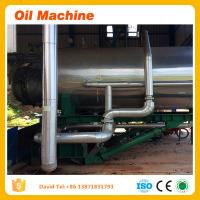 Palm kernel oil processing