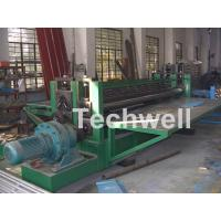 Wholesale High Strength Round Wave Corrugated Sheet Roll Forming Machine Horizontal from china suppliers