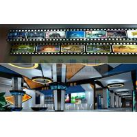China Electrical 4D Cinema System with IMAX Screen , Latest Movies , NEC / Panasonic Projector on sale