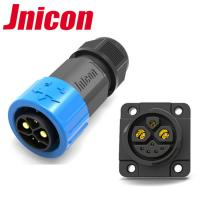 Buy cheap 2 Power 1 Grounding IP67 Electrical Connectors 5 Data Combined For Lithium - Ion from wholesalers