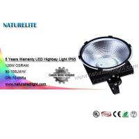 Wholesale Exhibition Halls 120W Led High Bay Lights , High Bay Lights  Osram SMD3030 from china suppliers