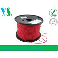 Wholesale Flexible Red 1.75mm 3D Printing Material Filament Professional For Printing from china suppliers