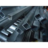 Wholesale 443 Stainless Steel Seamless Square Pipe ERW / ERW / EXW For Construction from china suppliers
