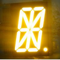 Buy cheap 1 Single Digit Segment Alphanumeric Numeric LED Display Low Current Operation from wholesalers