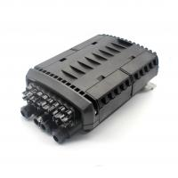 Wholesale FTTH Access Network Fiber Optic Termination Box 16 Core ISO RHOS Certification from china suppliers