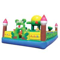 Wholesale Cartoon Inflatable Jumping Castles Play Equipment with Thick Vinyl for Safe Bouncing from china suppliers