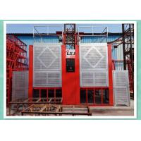 Variable Speed Rack And Pinion Hoisting Equipment In Construction For Rental