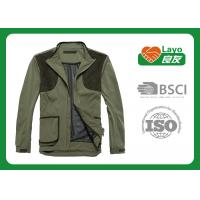 Wholesale Olive Color Hunting Fleece Clothing For Hunting Hiking Camping from china suppliers