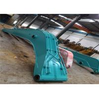 Wholesale Long Reach Excavator Arm And Boom 20 Meter SK350 Kobelco Excavator Parts from china suppliers