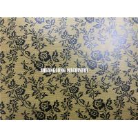 Wholesale Gift Wrapping Paper Automatic Embossing Machine with Online Printing from china suppliers