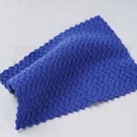 Wholesale New Design Soft Feeling Knit 65% Polyester 35% Rayon Mesh Honeycomb Fabric from china suppliers