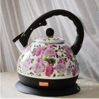 Wholesale Enamel Electric Kettles ( DW18-10D ) from china suppliers