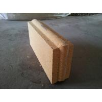 Fire Clay Refractory : Thermal insulating fire clay bricks refractory heat