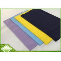 Wholesale 50gsm TNT Non Woven Tablecloth 1.2m x 1.2m , Colorful PP Spunbond Nonwoven Fabric from china suppliers