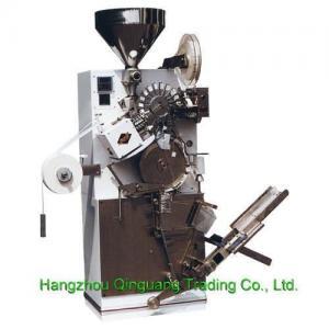 tea bagging machine