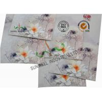 Wholesale Offset Paper Custom Printed Business Envelopes Custom Size Gold Foil Stamping from china suppliers