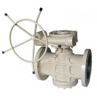 Wholesale Inverted Pressure Balance Lubricated Plug Valve DN50-DN700 PN16-64 CS SS AS Duplex from china suppliers
