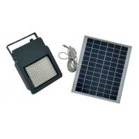China DC 12 Volt Outdoor Solar Powered LED Flood Lights 3000K - 6500K cool white on sale