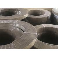 Wholesale Asbestos Free Resin Woven Brake Lining Roll Heat Resisting With Copper Wire from china suppliers