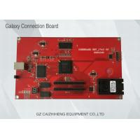 Wholesale Gakaxy UV Flatbed Inkjet Printer PCB , Red Galaxy Connection Board from china suppliers