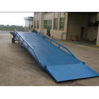 Wholesale China 6000-15000 capacity hydraulic mobile yard ramp from china suppliers