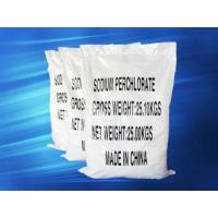 Wholesale White Crystal Oxidizing Agent Anhydrous Sodium Perchlorate For Making Other Perchlorates from china suppliers