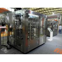 Wholesale Carbonated Drink Brewery Bottling Equipment Monoblock  Machine 1000Bph - 2000Bph from china suppliers
