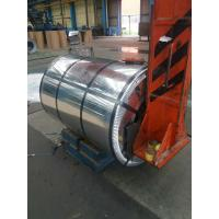 Wholesale Hot Dipped Galvanized Steel Coils , GI Silted Steel Coil 0.95 Mm THK X 182mm WD G-550 Z-275 from china suppliers