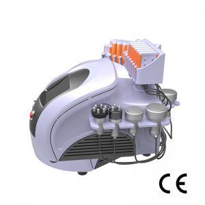 8 Inch Touch Screen Ultrasonic Vacuum Slimming Machine Lipo Laser Slimming Equipment