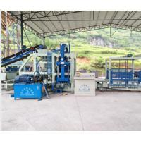 Wholesale provide electronic technology and reliable hydraulic system products block making machine jw-qty10-15 from china suppliers