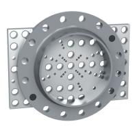 Wholesale schedule 40 stainless steel flange from china suppliers