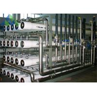Wholesale Industrial Processing Boiler Feed Water Treatment System 98% Rejection Rate from china suppliers