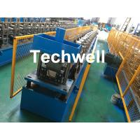 Wholesale Steel Metal Gutter Roll Forming Machine For Making Rainwater Gutter & Box Gutter With PLC Frequency Control from china suppliers