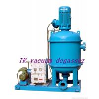 China solid control equiment vacuum degasser on sale