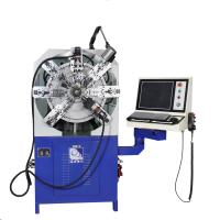 Buy cheap Durable Cnc Spring Making Machine Spring Manufacturing Machine Diameter 0.3 - 2 from wholesalers