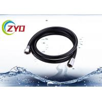 Wholesale Double Tight Docking Hand Held Shower Hose, Good Elasticity Metal Shower Hose from china suppliers